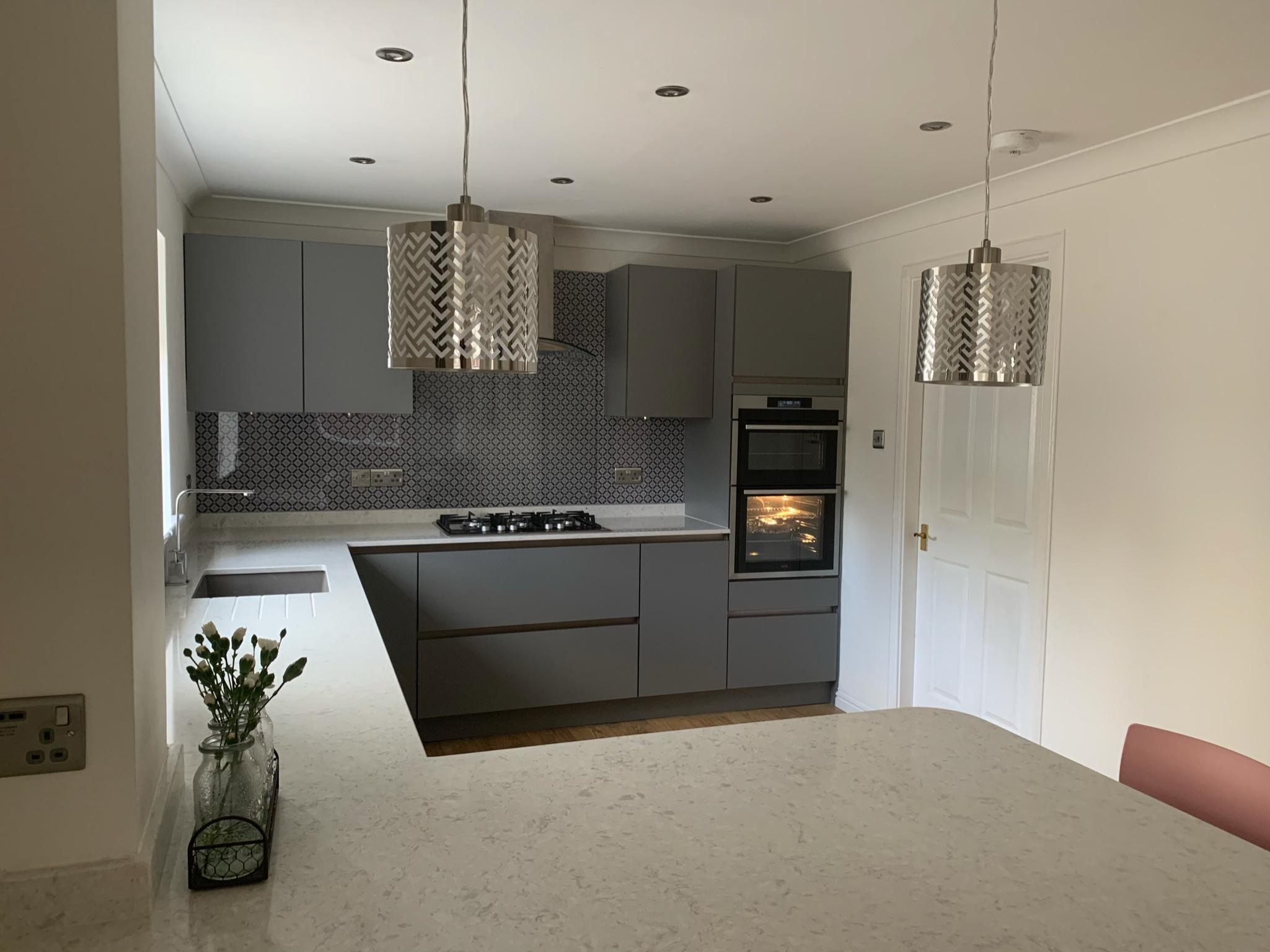 Marble Kitchen Worktop